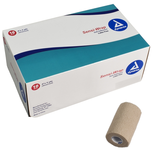 Latex Free Sensi-Wrap 4` x 5 yds Rolls