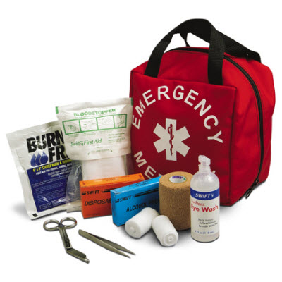 North® Swift First Aid Standard Emergency Medical Trauma Bag
