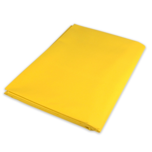 #3518 Dynarex® Premium Disposable Yellow Emergency Highway Blankets