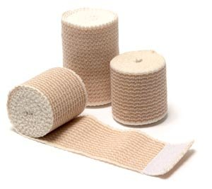 3658 Dynarex® 2` Elastic Bandages with Velcro Self Closure