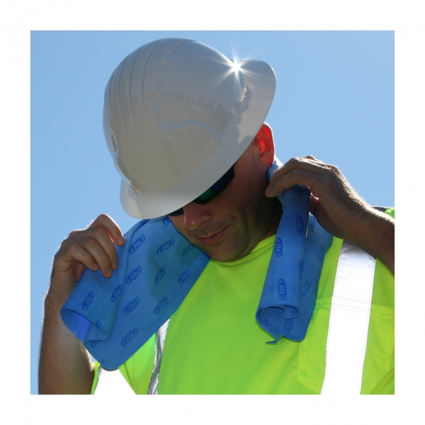 PIP® Bulk Packed EZ-Cool® Evaporative Cooling Towel #396-602-B-BULK