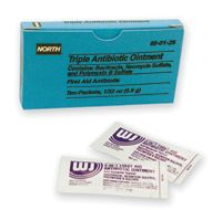 North® 1 Gram Foil Pack Triple Antibiotic Ointment