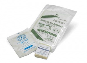 Swift First Aid 8` X 10` Sterile ABD Pad