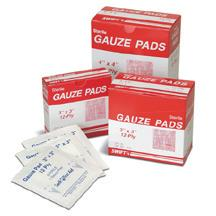 Swift First Aid 4` X 4` Sterile Gauze Pad