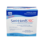 #P-D43600 Dynarex® Sani-Hands® ALC Handwipes Individual Packets