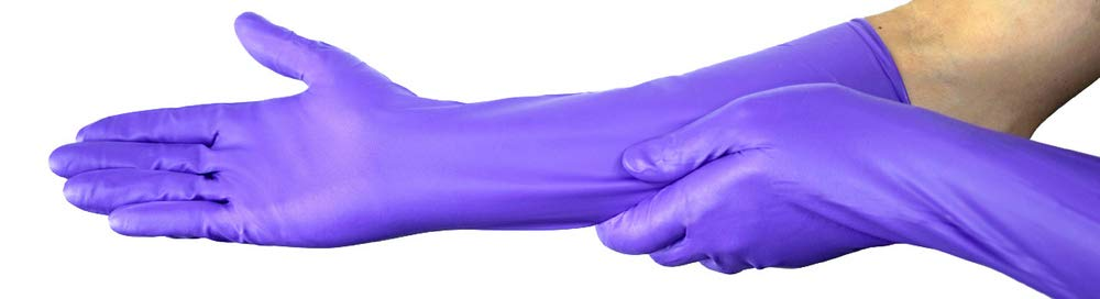Halyard® Purple Nitrile® Max Exam Gloves
