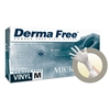 DF850 Microflex® Derma Free® Powder-Free Vinyl Exam Gloves