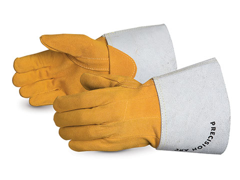 #335DTIG Superior Glove® Endura® Split Deerskin TIG Welder Gloves