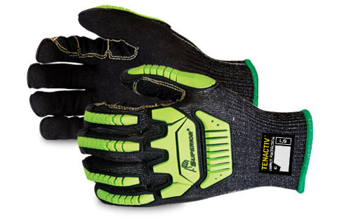 TenActiv™ Cut-Resistant Anti-Impact Glove made with Micropore Nitrile Grip #STACXPNVB