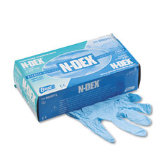 6005PF Showa® Best® N-Dex® Disposable Nitrile Medical Gloves