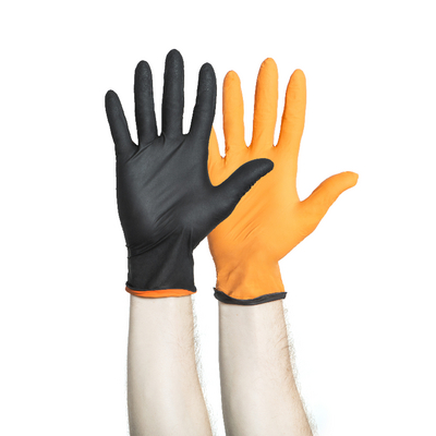 Halyard® Black-Fire Nitrile Exam Gloves