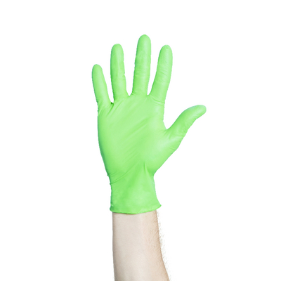 Halyard® Flexaprene Green Exam Gloves