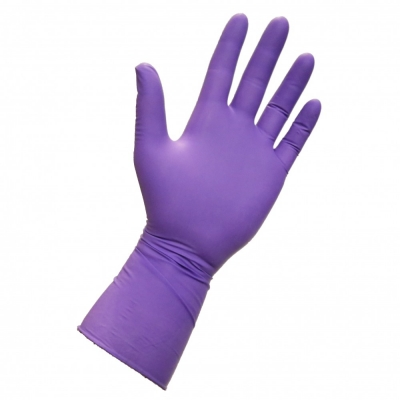 Halyard® Purple Nitrile-Xtra Exam Gloves