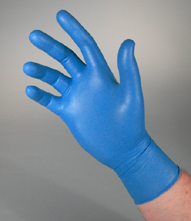 Omni Trust™ CF Disposable Powder-Free Nitrile Exam Gloves