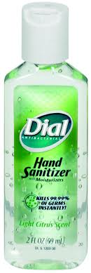 #00688 Dial® Instant Hand Sanitizer Gel - 2 oz