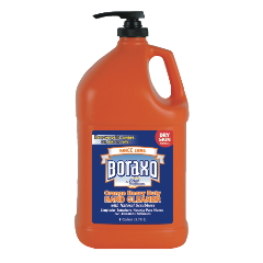 #02600 Dial® Boraxo® Orange Heavy Duty Hand Cleaner with Scrubbers