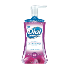 Dial® Complete® Foaming Hand Wash, 02935 Dial® Complete® Cool Plum Foaming Hand Soap (7.5 oz )