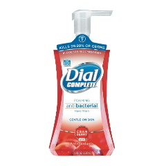03016 Dial® Complete® Cranberry Foaming Hand Soap (7.5 oz)