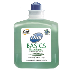 Dial® Basics Foaming Hand Soap Refill