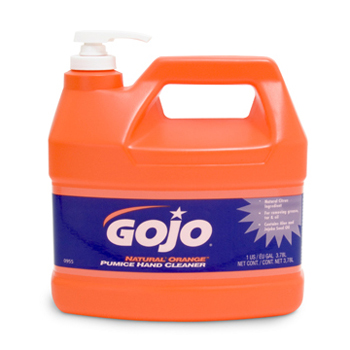 0955 GOJO® Natural® Orange Pumice Hand Cleaner (Gallon)