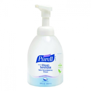 PURELL® Advanced Skin Nourishing Foam Hand Sanitizer, 5798 Purell® Nourishing Foam Hand Sanitizer - 18oz