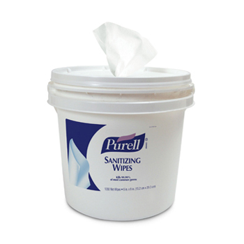#9117 Purell®  Instant Hand Sanitizing Wipes in Bucket