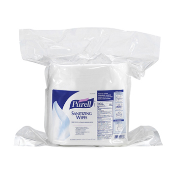 #9118 Purell® Instant Hand Sanitizing Wipes - Refill Pouch