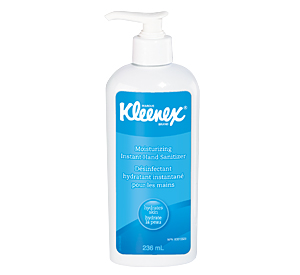#31294 Kimberly Clark® Professional Kleenex® Moisturizing Gel Hand Sanitizer - 8oz
