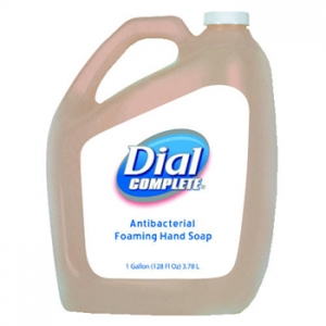 Dial® Complete® Foaming Hand Wash, 99795 Dial® Complete® Foam Hand Soap (Gallon)