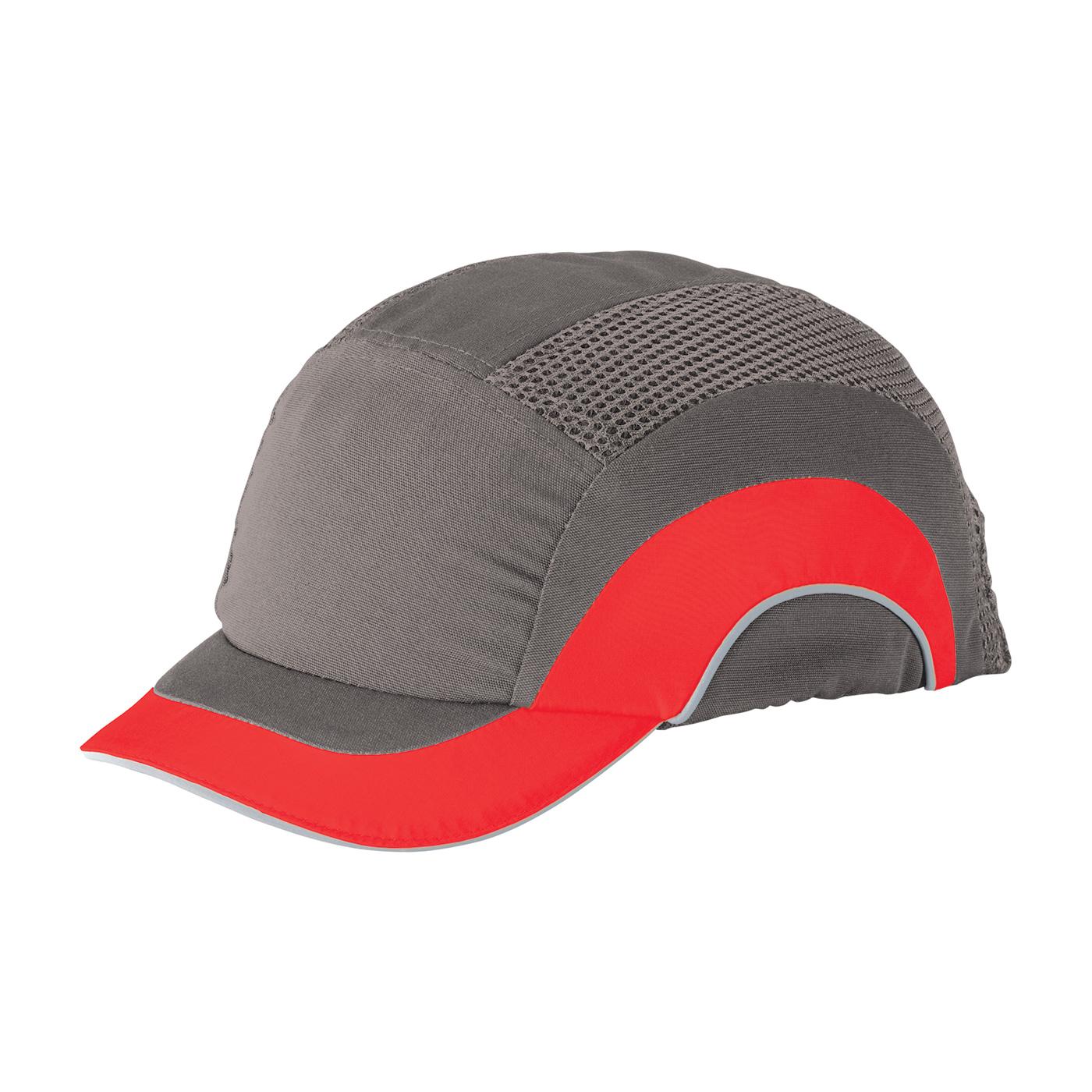 A1 Low Profile Short Brim Baseball Bump Cap Short Brim
