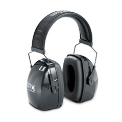 Howard Leight® Leightning® L3 Headband Ear Muffs, Black