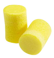Classic® Uncorded Ear Plugs, Poly Bags
