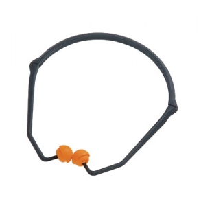 NRR21 Orange Banded Earplug