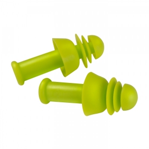 PIP® Reusable TPE Ear Plugs - NRR 25, 267-HPR300