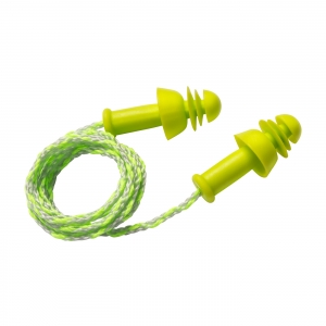 267-HPR300C PIP® Reusable TPE Corded Ear Plugs - NRR 25