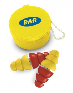 3M™ Multiple Use ARC Plug™ Dual End And Triple Flange Polymer Uncorded Earplugs , 370-2000 3M™ Multiple-Use ARC Multi-Use Plug™ Uncorded Ear Plugs
