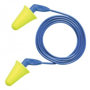 3184001 3M™ Multiple-Use E-A-R™ Push-Ins™ SoftTouch™ Ear Plugs w/ Cord