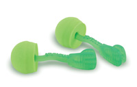 Moldex® Multiple Use Glide™ Pod Shaped Foam Uncorded Earplugs