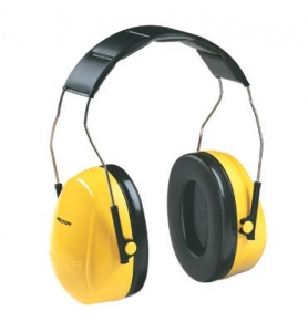 3M™ Peltor® Optime™ 98 Over-The-Head Earmuffs