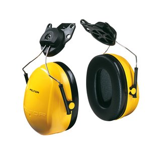 3M™ Peltor® Optime™ 98  Cap-Mount Earmuffs