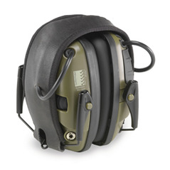R01526 Howard Leight® Impact Sport™ Folding Ear Muff w/ Amplifier