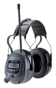 WTD2600 3M™ Peltor™ Worktunes™ Over The Head Digital Headset