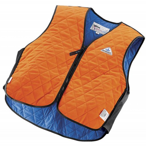 Techniche 6529FR HyperKewl™ High-Viz Fire Resistant Cooling Vests