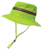 Techniche 6591 HyperKewl™ Evaporative Cooling Ranger Caps - Hi-Viz Lime