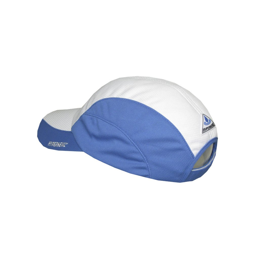 Techniche 6593 HyperKewl™ Cooling Sport Caps - blue/white