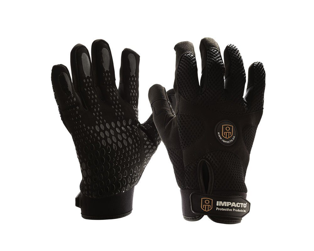 #BG408 Mechanic Style Air Glove designed for the best comfort, protection and dexterity