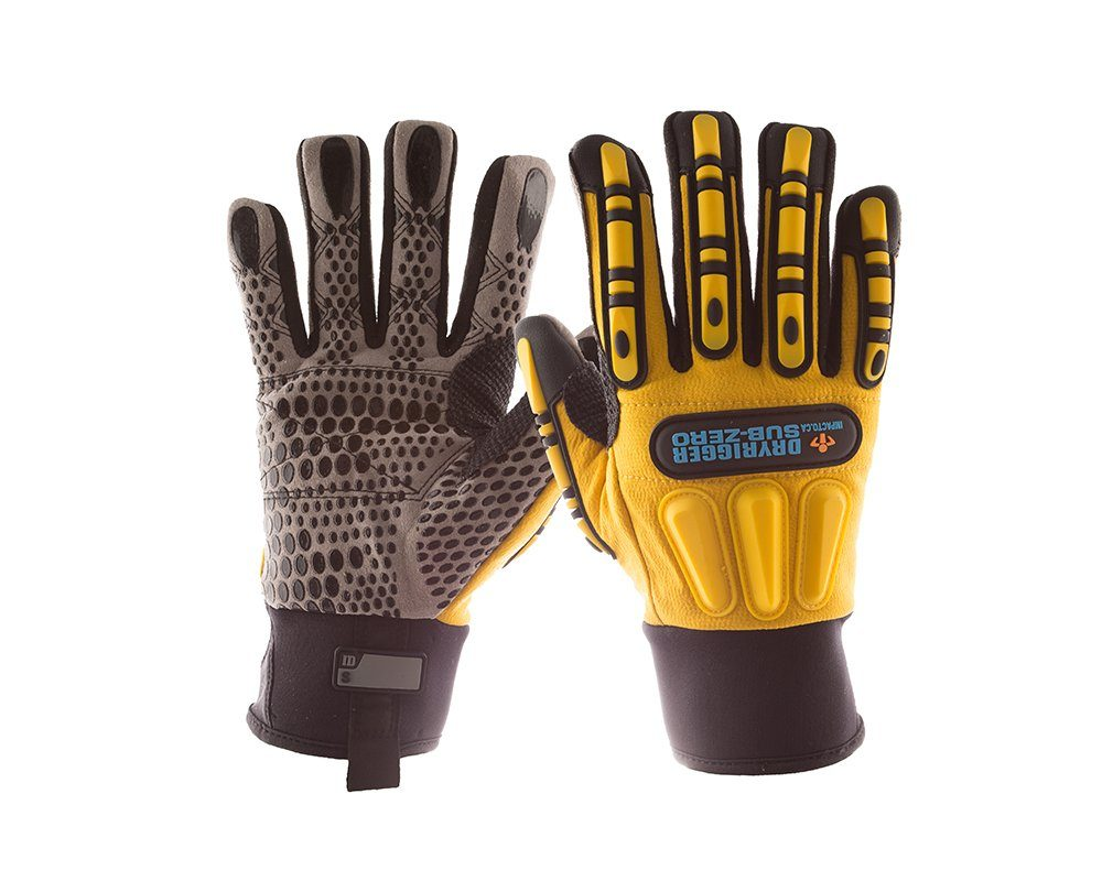 #WGWINRIGG Impacto® Dryrigger Series Sub Zero Gloves with 100 grams of Thinsulate