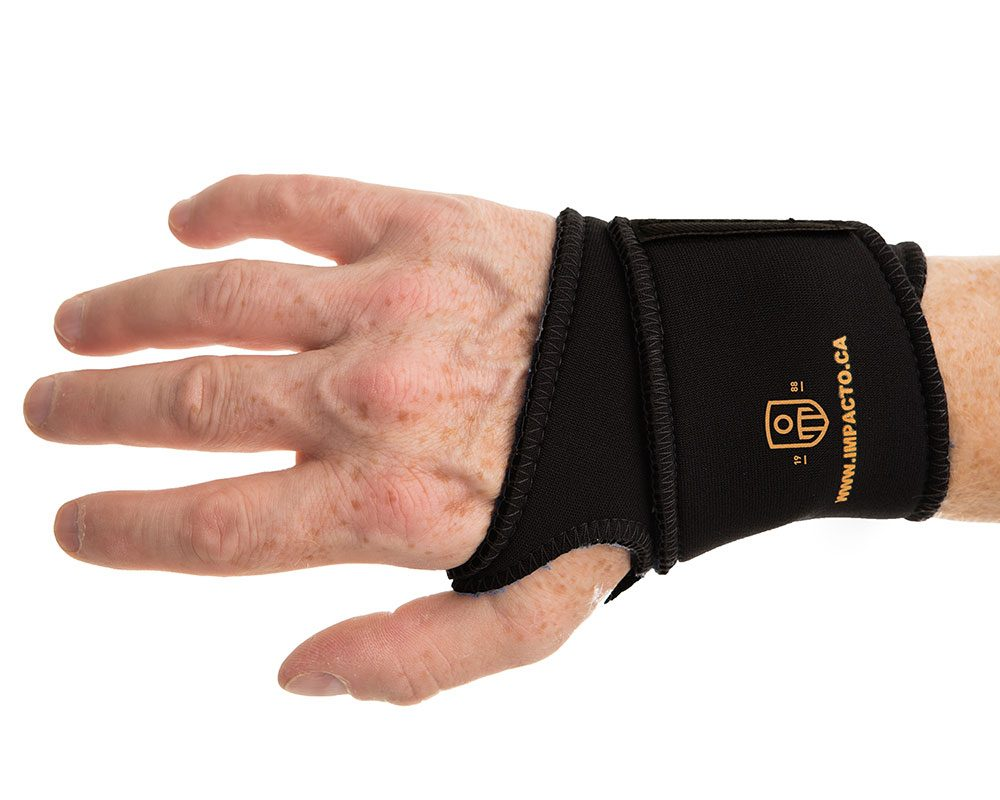 #TS226 Impacto® Thermo Wrap Designed to help prevent wrist Repetitive Strain Injuries