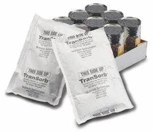 TranSorb® Humidity Absorber Packs
