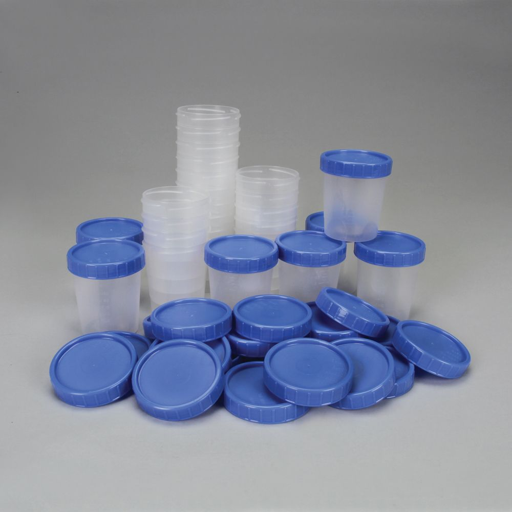 Single-Use Specimen Sample Containers